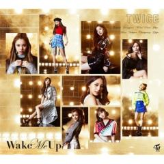 TWICE / Wake Me Up 【初回限定盤B】(CD+DVD)【CD Maxi】