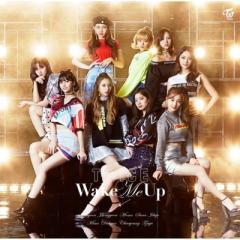 TWICE / Wake Me Up 【通常盤】【CD Maxi】
