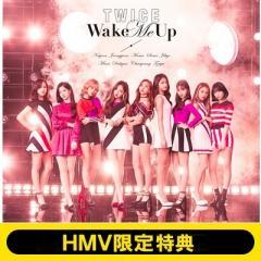 TWICE / 《特典ポスター付き》 Wake Me Up 【初回限定盤A】(CD+DVD)【CD Maxi】