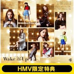 TWICE / 《特典ポスター付き》 Wake Me Up 【初回限定盤B】(CD+DVD)【CD Maxi】