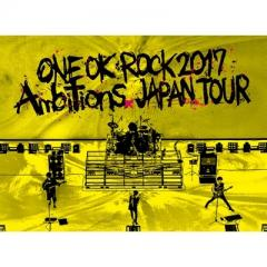 "ONE OK ROCK / LIVE Blu-ray 「ONE OK ROCK 2017 ""Ambitions"" JAPAN TOUR」【BLU-RAY DISC】"