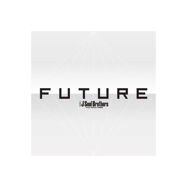 三代目 J Soul Brothers from EXILE TRIBE / FUTURE (3CD+4Blu-ray)【CD】