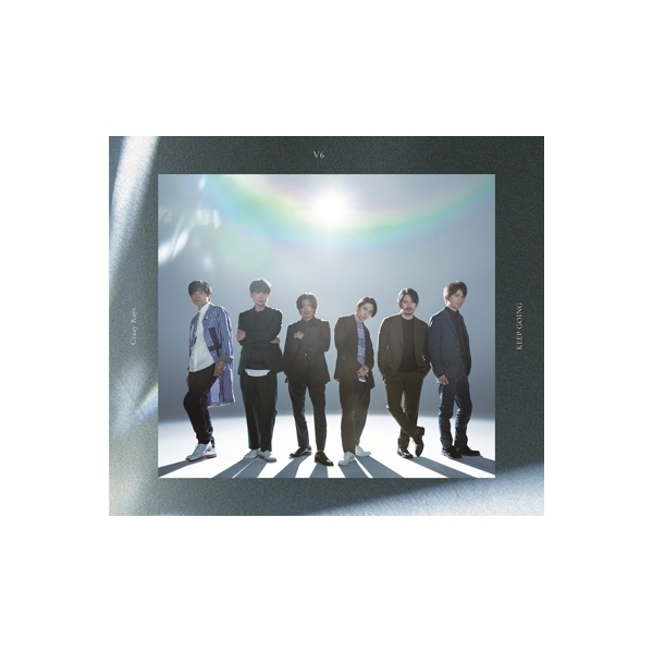 V6 / Crazy Rays  /  KEEP GOING【CD Maxi】