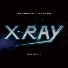 X Ray エックスレイ / X-RAY 35th Anniversary Complete Box ~完全制覇~【SHM-CD】
