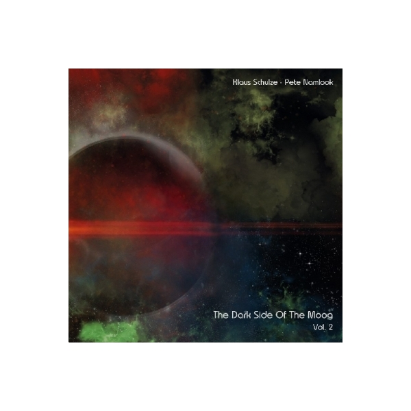 Pete Namlook / Klaus Schulze / Dark Side Of The Moog Vol.2:  A Saucerful Of Ambience【LP】