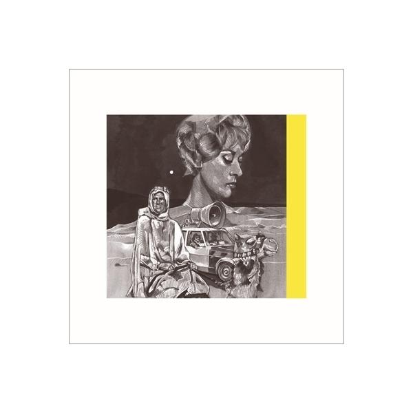 AFRICA / 砂漠の恋人たち【CD】