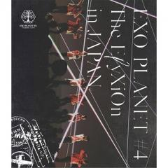EXO / EXO PLANET #4 - The ElyXiOn - in JAPAN (2Blu-ray)【BLU-RAY DISC】
