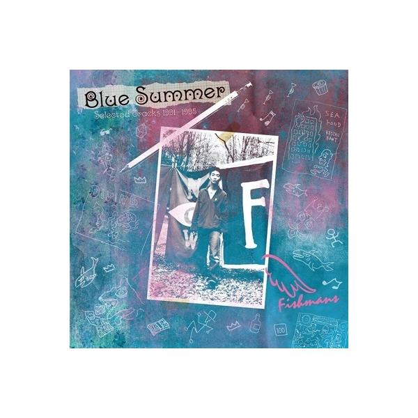 Fishmans フィッシュマンズ / BLUE SUMMER~Selected Tracks 1991-1995~ (2枚組アナログレコード)【LP】