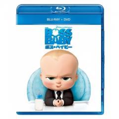ボス・ベイビー ブルーレイ+DVDセット【BLU-RAY DISC】