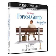 フォレスト・ガンプ 一期一会 [4K ULTRA HD + Blu-rayセット]【BLU-RAY DISC】