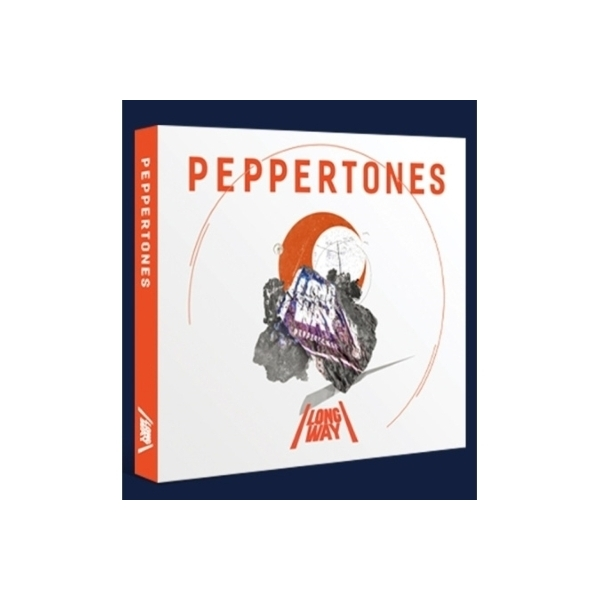 Peppertones ペッパートーンズ / Vol.6:  LONG WAY【CD】