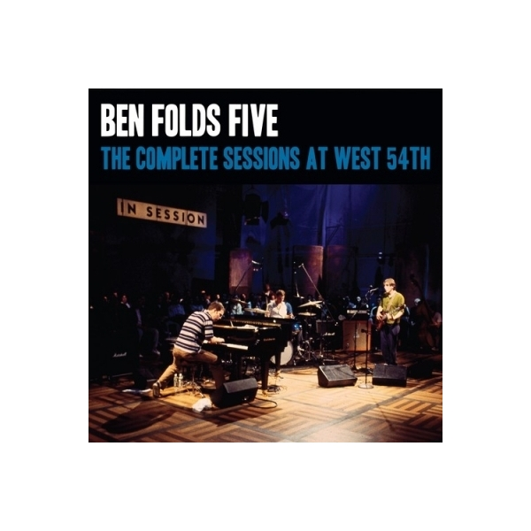 Ben Folds ベンフォールズ / Complete Sessions At West 54th【CD】