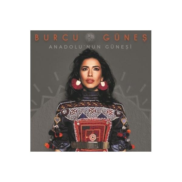 Burcu Gunes ブルジュ ギュネシ / Anadolu'nun Gunesi【CD】