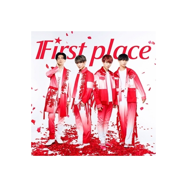 First place / さだめ 【初回限定盤】(+DVD)【CD Maxi】