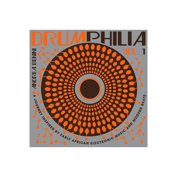 Andrea Benini / Drumphilia Vol 1【CD】