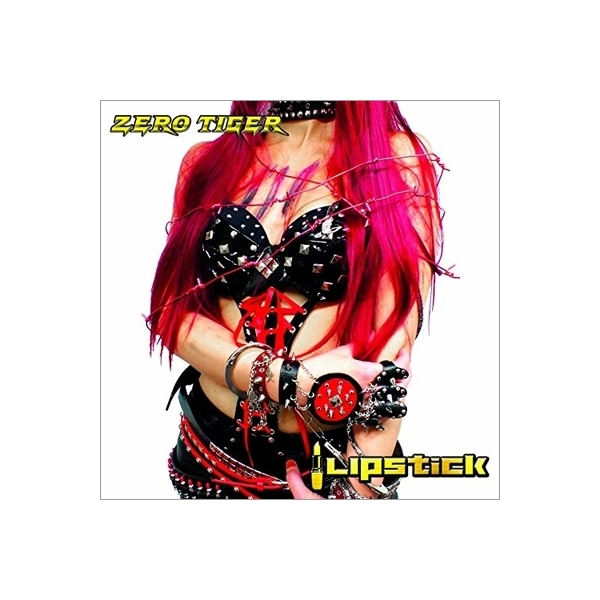 LIPSTICK / ZERO TIGER【CD Maxi】