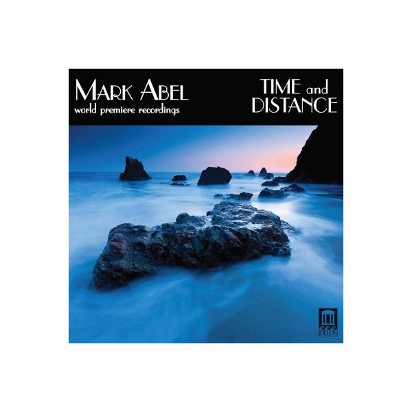 アーベル、マーク(1948-) / Time  &  Distance~声楽作品集 ヒラ・プリットマン、キャロル・ローゼンバーガー、タリ・タドモール、他【CD】