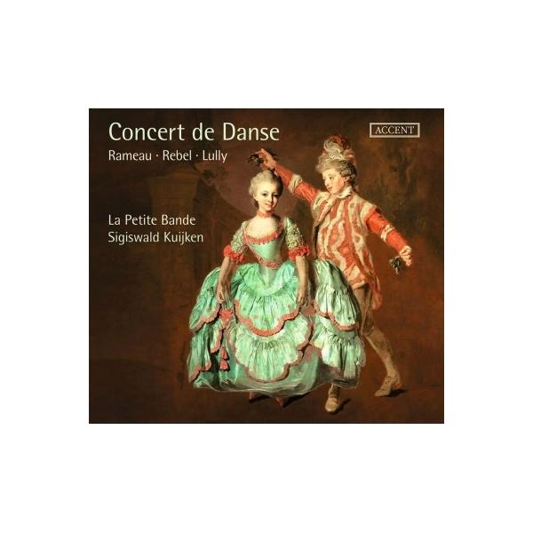 Baroque Classical / 『コンセール・ド・ダンス』 シギスヴァルト・クイケン&ラ・プティット・バンド、ハワード・クルック【CD】