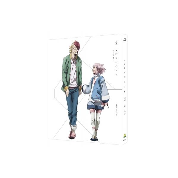 重神機パンドーラ Blu-ray Box 壱【BLU-RAY DISC】