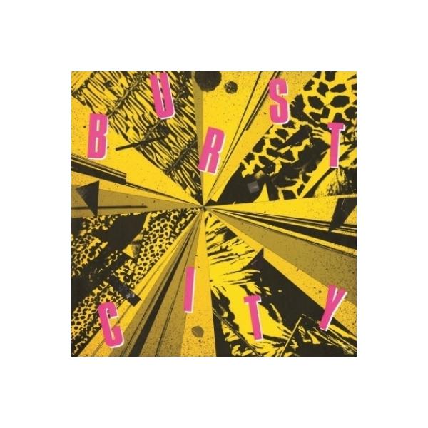 サウンドトラック(サントラ) / バーストシティ(爆裂都市)オリジナルサウンドトラック(仮)【CD】