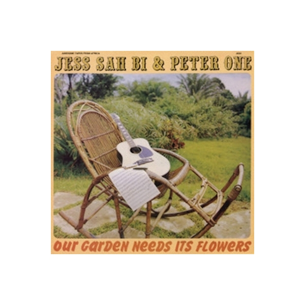 Jess Sah Bi / Peter One / Our Garden Needs Its Flowers【LP】