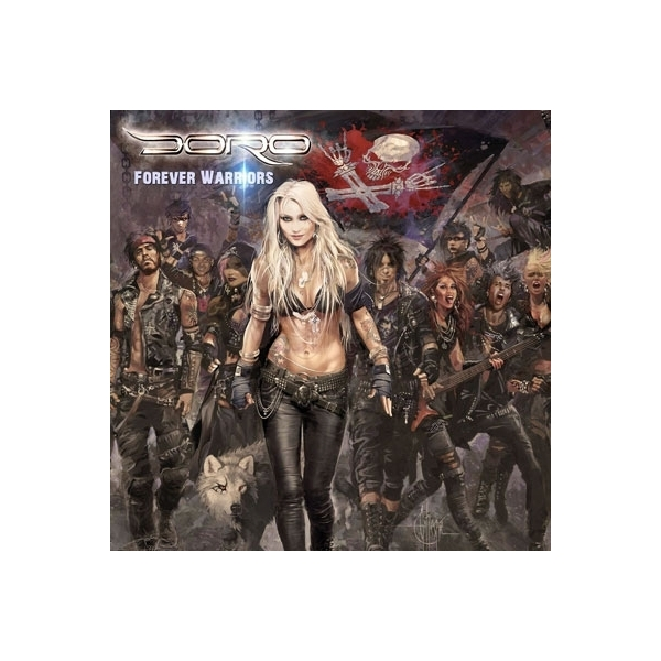 Doro ドロ / Forever Warriors【CD】