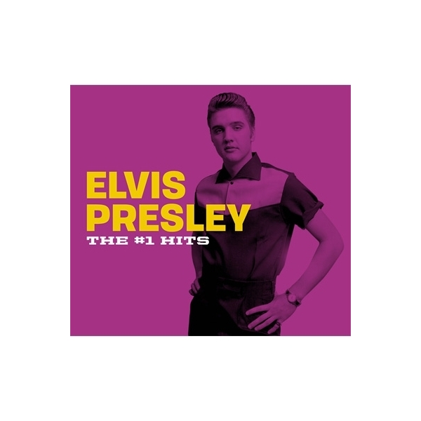 Elvis Presley エルビスプレスリー / #1 Hits (3CD)【CD】