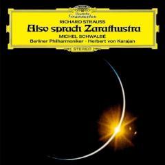 Strauss, R. シュトラウス / ツァラトゥストラはかく語りき、ホルン協奏曲第2番、オーボエ協奏曲 ヘルベルト・フォン・カラヤン&ベルリン・フィル(1973、1969)【SHM-CD】