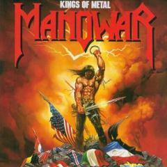 Manowar マノウォー / Kings Of Metal【LP】