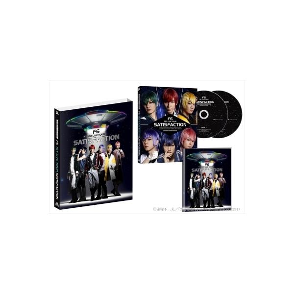おそ松さん on STAGE F6 1st LIVEツアー Satisfaction *Blu-ray Disc【BLU-RAY DISC】