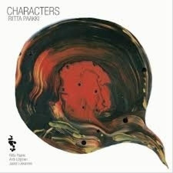 Riitta Paakki / Characters (アナログレコード)【LP】