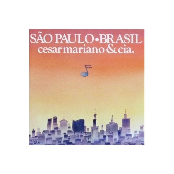 15%OFFクーポン対象商品 Cesar Mariano & Cia / Sao Paulo - Brasil (アナログレコード / Mr Bongo)【LP】 クーポンコード:CKJNNWW