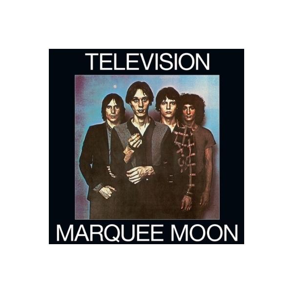 Television (Rock) テレビジョン / Marquee Moon デラックスエディション【ROCKTOBER 2018 限定盤】(ブルー・ヴァイナル仕様 / 2枚組アナログレコード)【LP】