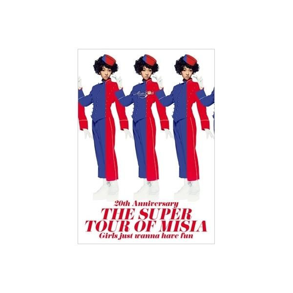 Misia ミーシャ / 20th Anniversary THE SUPER TOUR OF MISIA  Girls just wanna have fun【DVD】