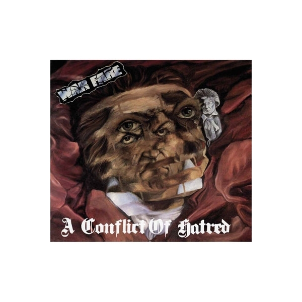 Warfare / Conflict Of Hatred【CD】