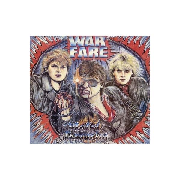 Warfare / Metal Anarchy【CD】