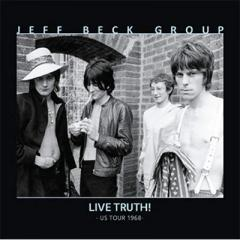 Jeff Beck Group / LIVE TRUTH ! <US TOUR 1968>【CD】