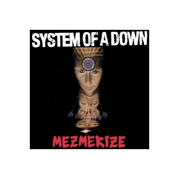 15%OFFクーポン対象商品 System Of A Down シシテムオブアダウン / Mezmerize (アナログレコード / 4thアルバム)【LP】 クーポンコード:CKJNNWW