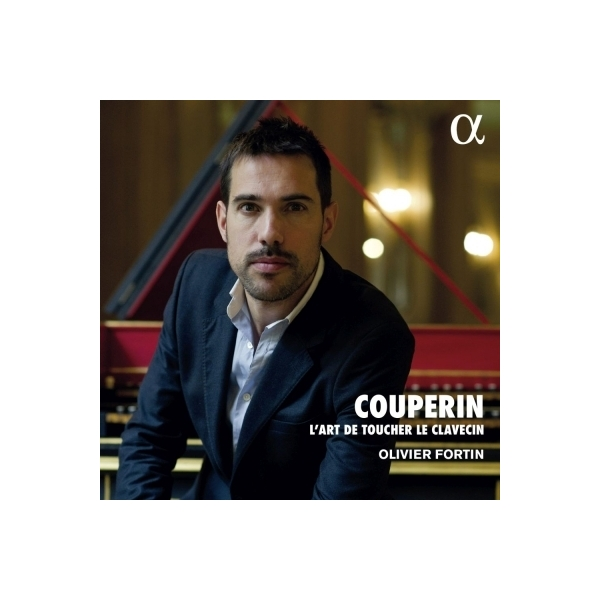 Couperin F. クープラン / クラヴサン奏法 オリヴィエ・フォルタン【CD】