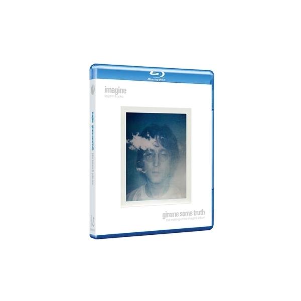 John Lennon/Yoko Ono ジョンレノン/オノヨーコ / Imagine  &  Gimme Some Truth (Remastered 2010-2018) (Blu-ray)【BLU-RAY DISC】