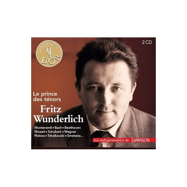 Tenor Collection / Wunderlich:  Le Prince Des Tenors 【CD】