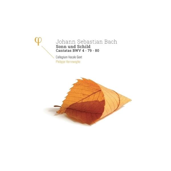 Bach, Johann Sebastian バッハ / カンタータ 第80番(初稿)、第79番、第4番 フィリップ・ヘレヴェッヘ&コレギウム・ヴォカーレ【CD】
