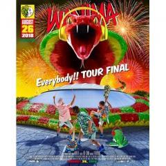 WANIMA / Everybody!! TOUR FINAL (Blu-ray)【BLU-RAY DISC】