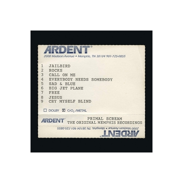 Primal Scream プライマルスクリーム / Give Out But Don't Give Up:  The Original Memphis Recordings (2CD)【CD】