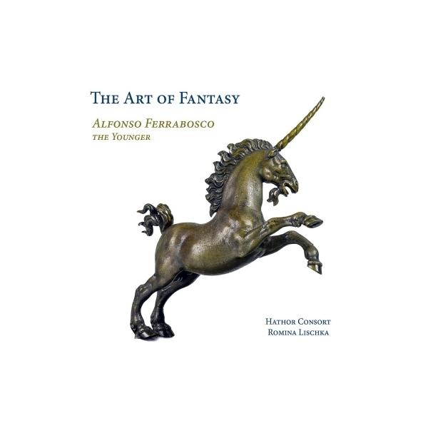 フェッラボスコ2世(c.1575-1628) / リラ・ヴァイオルとコンソートのための作品集 ハトホル・コンソート【CD】