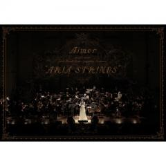 """Aimer エメ / Aimer special concert with スロヴァキア国立放送交響楽団 """"ARIA STRINGS"""" 【初回生産限定盤】(Blu-ray+CD)【BLU-RAY DISC】"""