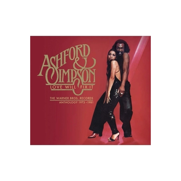 Ashford&Simpson アシュフォード&シンプソン / Love Will Fix It:  Warner Bros Anthology 1973-1981【CD】