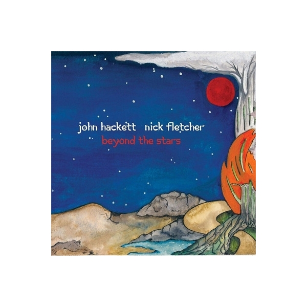 Nick Fletcher / John Hackett / Beyond The Stars【CD】