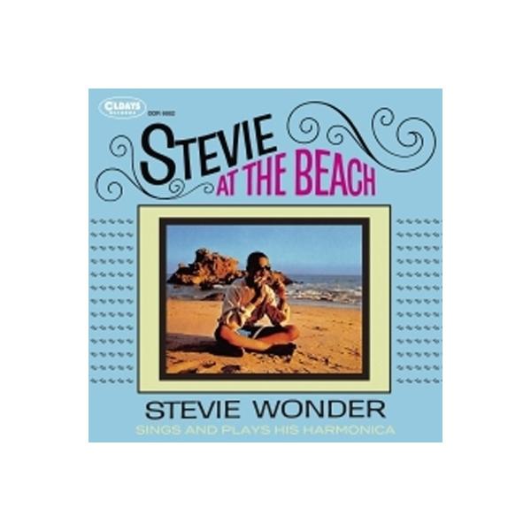 Stevie Wonder スティービーワンダー / Stevie At The Beach <紙ジャケット>【CD】