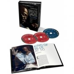 Miles Davis マイルスデイビス / Kind Of Blue Deluxe 50th Anniversary Collector's Edition:  (Bookset)(2CD+1DVD)【CD】